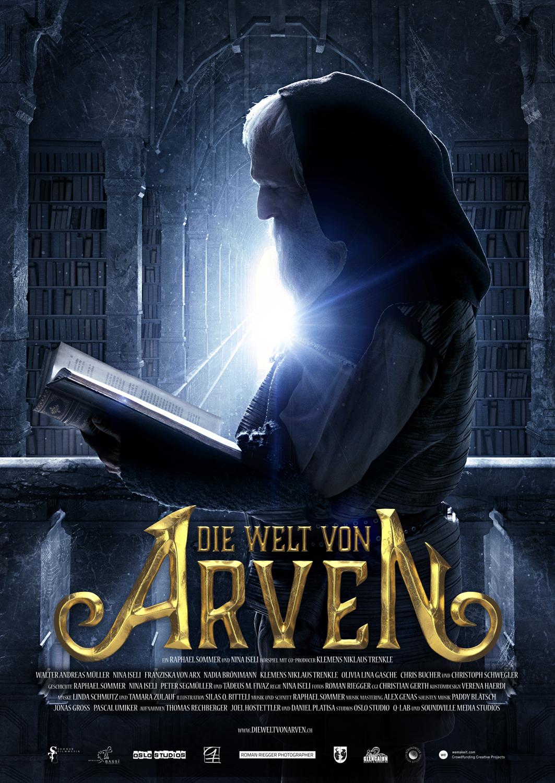Die Welt von Arven Poster