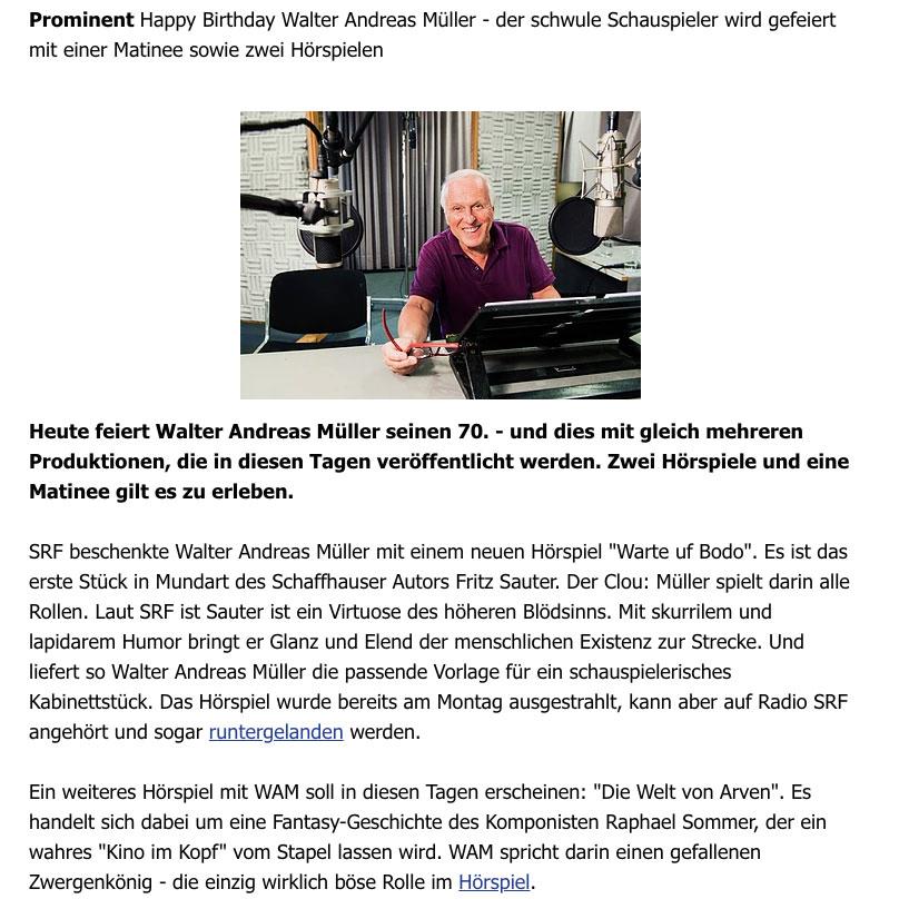 WAM_Walter_Andreas_Müller_Hoerspiel_Die_Welt_von_Arven